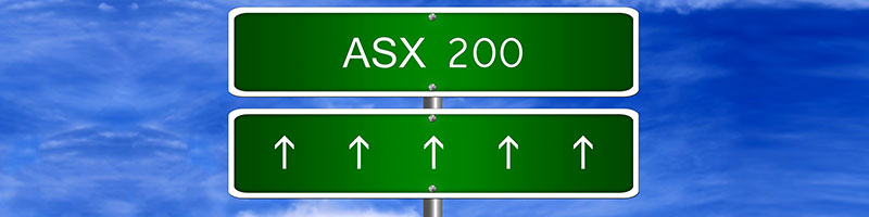 ASX 200 index CFD trading